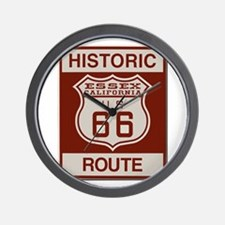 Essex Route 66 Wall Clock