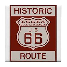 Essex Route 66 Tile Coaster