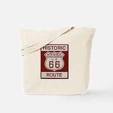 Essex Route 66 Tote Bag