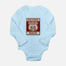 Essex Route 66 Body Suit