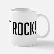 Go Pilot Rock Mug