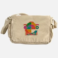 e is for ellen Messenger Bag