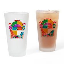 e is for ellen Drinking Glass