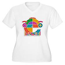 e is for ellen Plus Size T-Shirt
