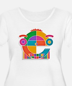 e is for ellen Plus Size T-Shirt