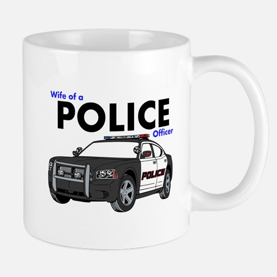 Wife Of A Police Officer Mug