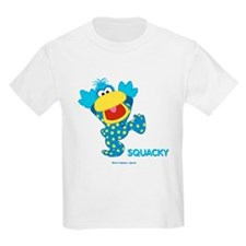 Squacky Kid's Light T-Shirt