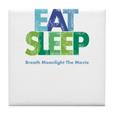 Breath Moonlight The Movie Tile Coaster