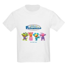 Peppy Pajanimals Kid's Light T-Shirt