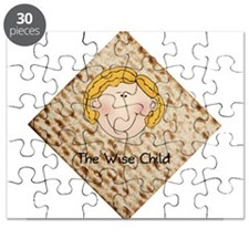 Wise Child - Girl Puzzle