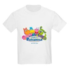 Group Hug Pajanimals Kid's Light T-Shirt