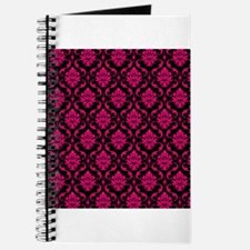 Pink and Black Decorative Journal