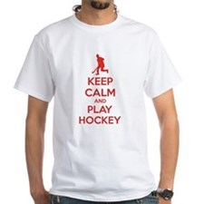 Keep calm and play hockey Shirt