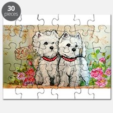 Spring Westies Puzzle