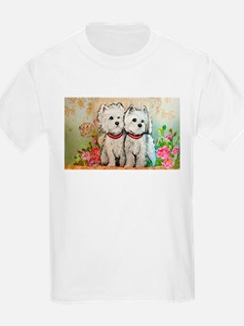 Spring Westies T-Shirt