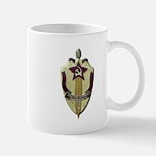 KGB Badge Mug