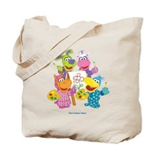 Painting Pajanimals Tote Bag