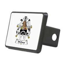 Wehner Hitch Cover