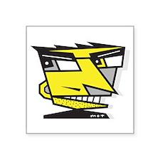 tech head 1 Sticker