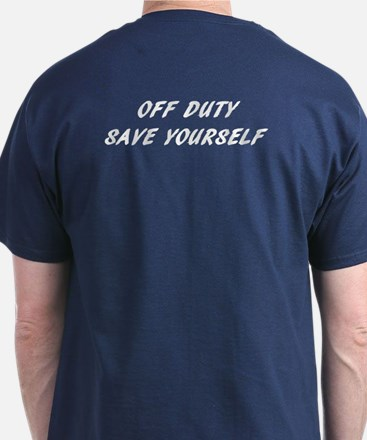 Off Duty EMT T-Shirt