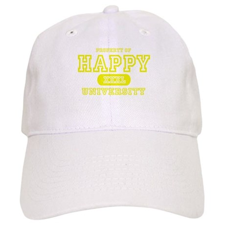 Happy University Cap