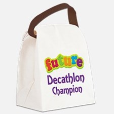 Future Decathlon Champion Canvas Lunch Bag