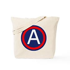 Third Army logo Tote Bag