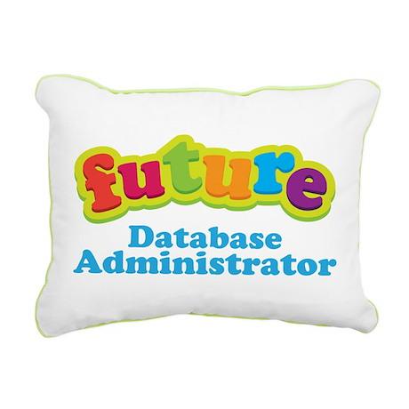 Future Database Administrator Rectangular Canvas P