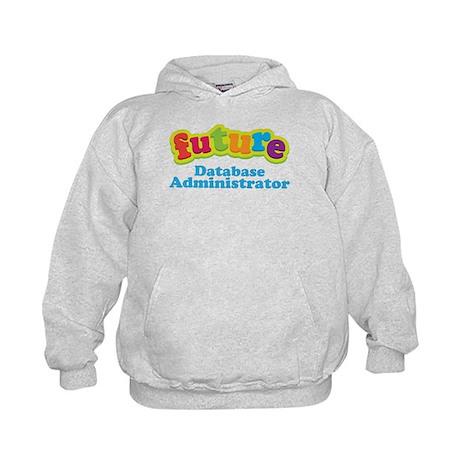Future Database Administrator Kids Hoodie