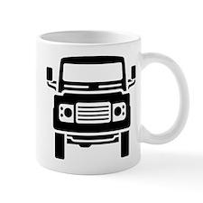 Land Rover illustration Mug