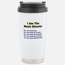 Unique Director Travel Mug