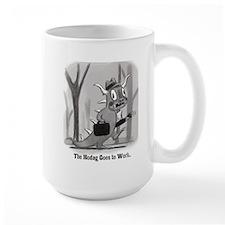4-3-hodag_job Mugs