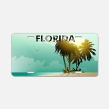 Sunshine State Aluminum License Plate