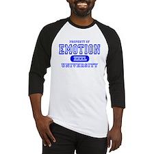 Emotion University Baseball Jersey