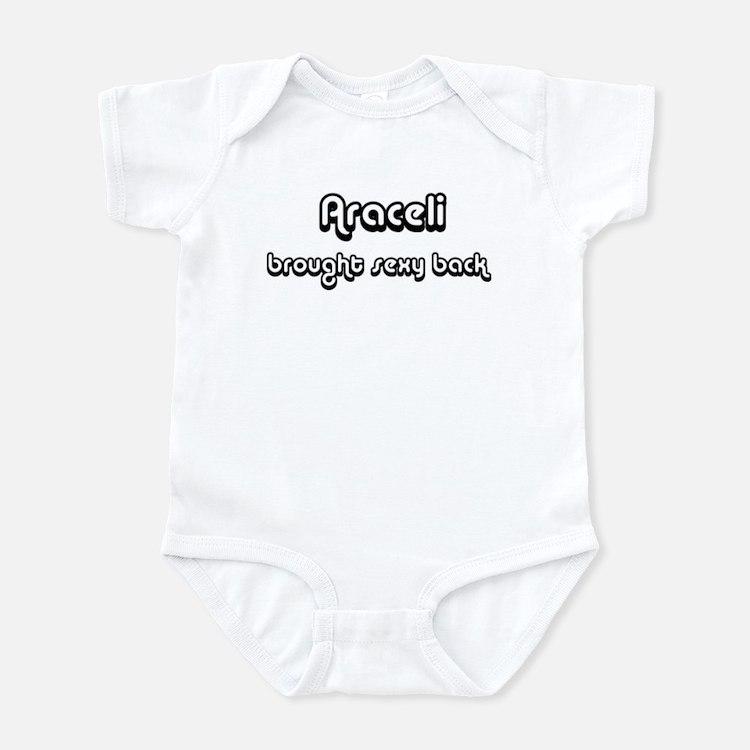 Sexy: Araceli Infant Bodysuit