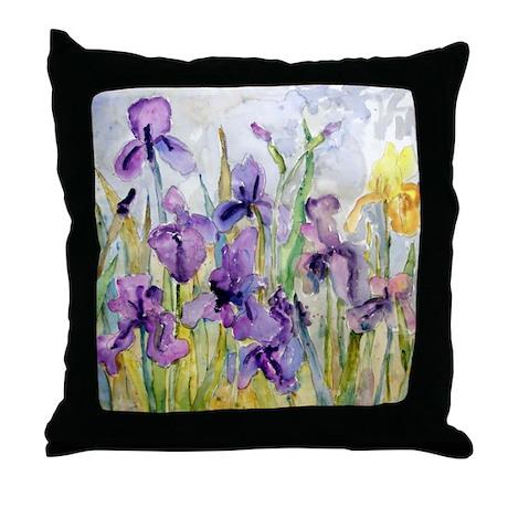 Throw Pillows With Ruffles : Romantic Ruffles Throw Pillow by schulmanart