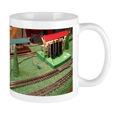 Log Logger For Trains Mug