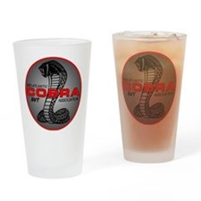 Mid-Atlantic Cobra Assocation Logo Drinking Glass