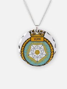 HMS York Necklace