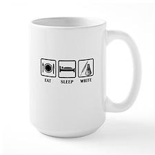 Eat, Sleep, Write Mug