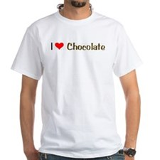 I (Heart) Love Chocolate Shirt