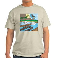 Alligator Hunting Light T-Shirt