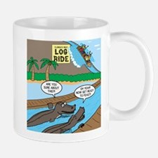 Alligator Hunting Mug