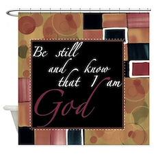 Scripture Shower Curtains