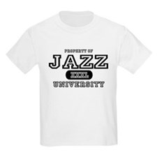 Jazz University Kids T-Shirt
