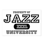 Jazz University Postcards (Package of 8)