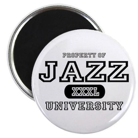 Jazz University Magnet