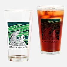Cute Yukon quest Drinking Glass