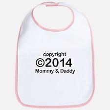 Copyright 2014 Mommy and Daddy Bib