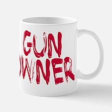 Woman Gun Owner Mug